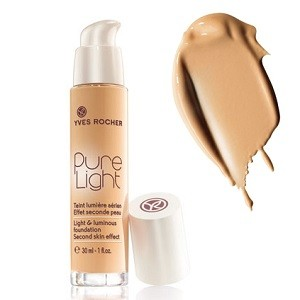 2.Fond de ten Yves-Rocher Pure Light