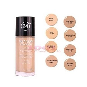 3.Fond de ten Revlon Colorstay Combination