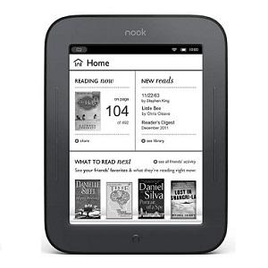 eBook Reader Nook Touch Wi-Fi