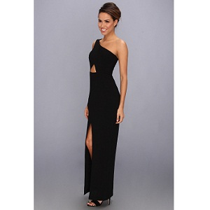 Kauri Woven Evening Gown