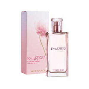 1. Apa de parfum Comme une Evidence