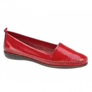 3. Espadrile Dama The Flexx rosii