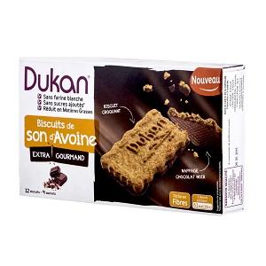 7.Biscuiti Dukan cu glazura de ciocolata neagra (4)