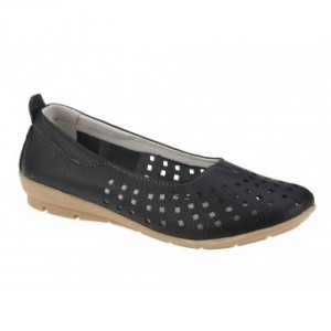 8. Espadrile Dama Eldemas Black