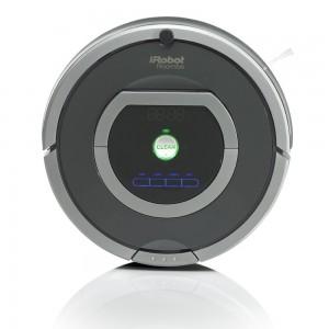 1 Robot de aspirare iRobot Roomba 780