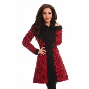 5.Palton Artista Original Trend Red (5)