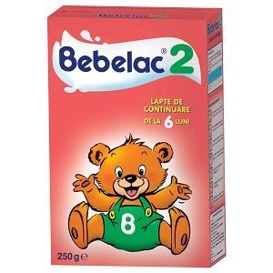 Lapte praf Bebelac 2