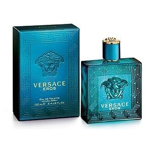 1.1 Apa de toaleta Versace Eros