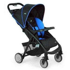 1.Carucior Joie Muze 2 in 1 Brilliant Blue