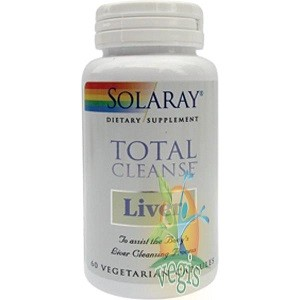 1.TOTAL CLEANSE LIVER 60CPS (5)