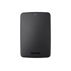6.HDD extern Toshiba Canvio Basics 500GB
