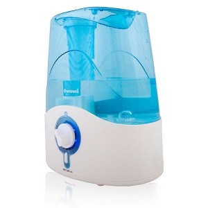 7.Weewell - Umidificator Ionizator cu abur rece