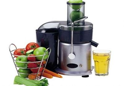 Storcator de fructe centrifugal