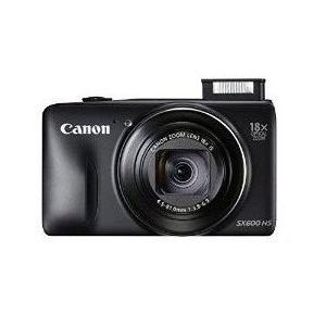 1. Canon PowerShot SX600 HS