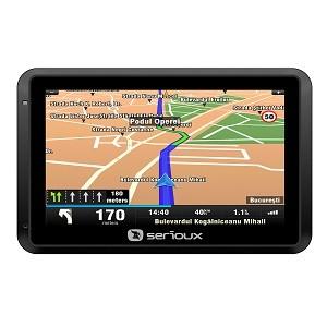 1.1 Sistem de navigatie Serioux UrbanPilot Q550T2