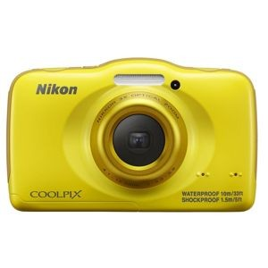 2. Nikon Coolpix Waterproof S32