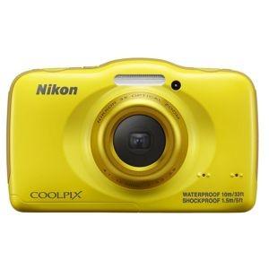 2. Nikon Coolpix Waterproof S32
