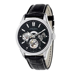 2.Armand Nicolet L08 Small Seconds Steel Black (5)