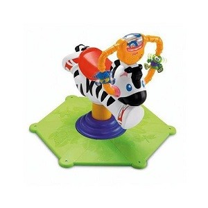2.Fisher-Price Hipp Hopp Zebra