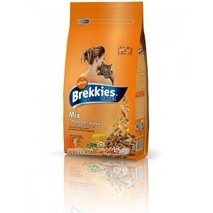 5.Brekkies Cat Excel Mix Pui