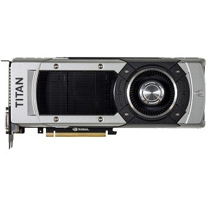 1. Asus NVIDIA GeForce GTX TITAN
