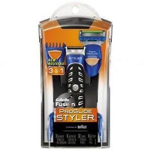 1.Gillette Fusion ProGlide Styler