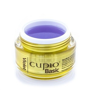 2. Cupio Basic Purple Gel