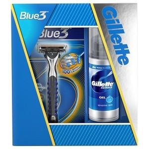 5.Gillette Blue3 Entry Level