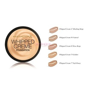 1. Max Factor Whipped Crem