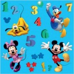 2. Decosticker 3D Disney