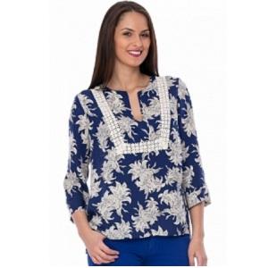 2.Lashez Ethnic Shirt