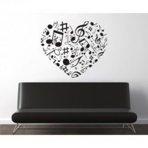 5. O Inima muzicala