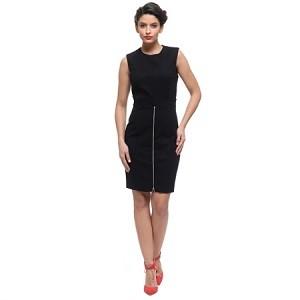 5.ADL Office Zipper Dress
