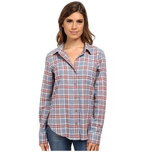 6.Pendelton Felicia Flannel Shirt