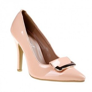 6.Stand Pink Pumps