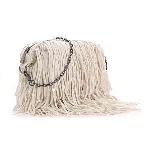 6.Steve Madden Mocha Crossbody Bag