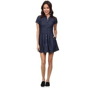 6.U.S. POLO ASSN. Maggie Denim Dress