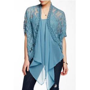 7. Miilla Lace Kimono