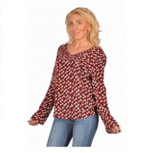 7.La Femme Casual Shirt