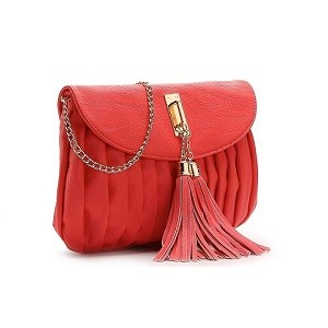 7.Mix No. 6 Pleated Crossbody Bag