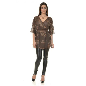9. Natalee Butterfly Tunic