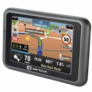 A. Navigator GPS Serioux