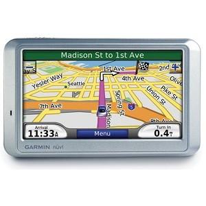 A. Navigator GPS de la Garmin