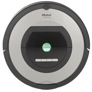 3.iRobot Roomba 775