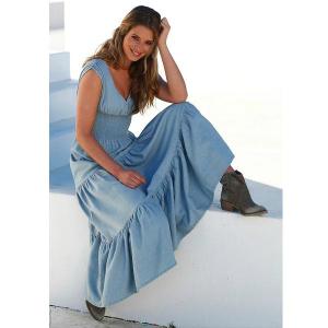 5. John Baner Jeanswear Maxi Dress