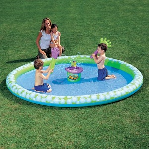 6.BestWay Splash & Play