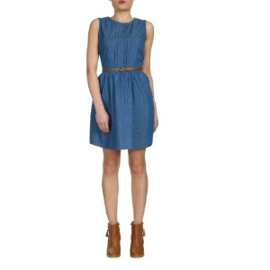 9. Izabel London Denim Dress
