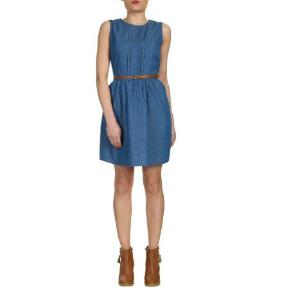 9. Izabel London Denim Dress