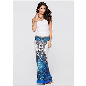 10. Bonprix Collection Maxi Hippie Skirt
