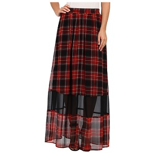 10.BCB Generation Plaid Maxi